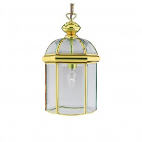 Palma 1 - Solid Brass