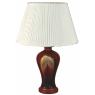 TL0107 - Sandy And Red Lamp