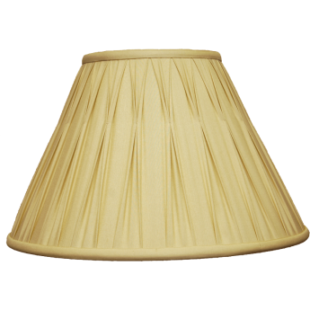 Round Pinch Pleat Shades