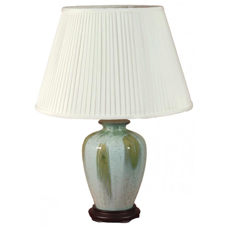 TL365F - Light Blue Green Lamp