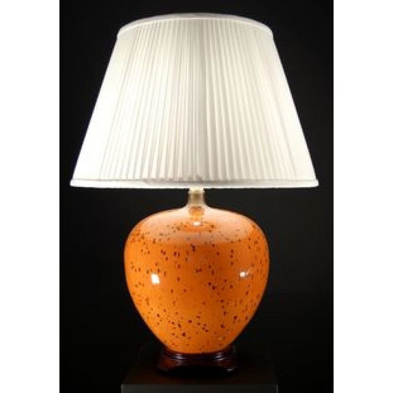 TL7006 - Orange With Dots Lamp