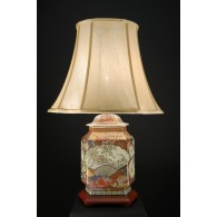 TL0120 - Chinese Drawn Sketch Lamp
