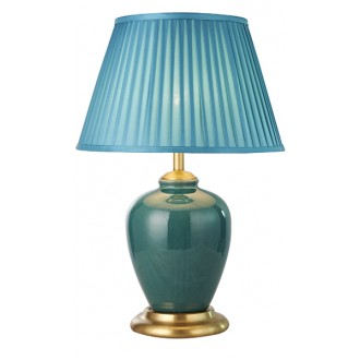 TL1402 - Blue With Gloss Lamp