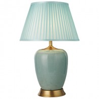 TL1407 - Light Blue Gloss Lamp