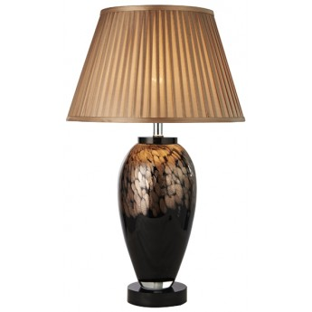 TL1421 - Black Yellow Pattern Lamp