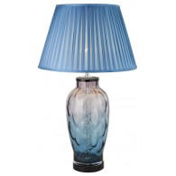 TL1427  - Transparent Tinted Blue Lamp
