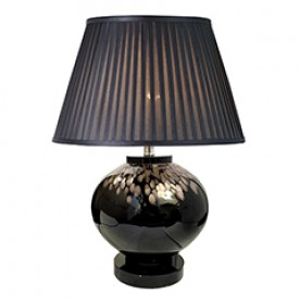 TL1430 - Black With Gold Lamp