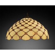 Jewel Tiffany Shade 12""