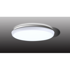 VEGA 400mm LED Flush Light - Warm White