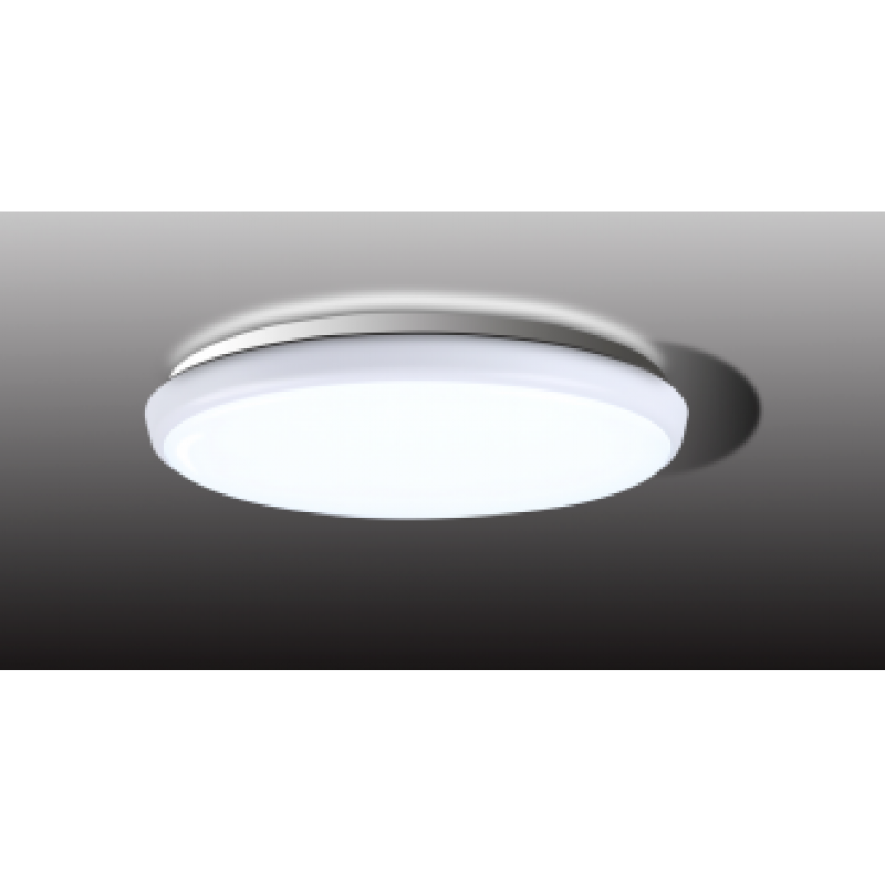VEGA 250mm LED Flush Light - Warm White