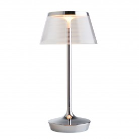 Soul LED Chrome Table Lamp