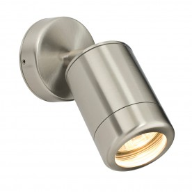 Atlantis spot wall IP65 7W - marine grade brushed stainless steel