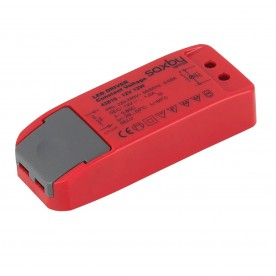 LED driver constant voltage 12W 12V accessory - red pc