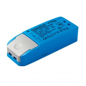 LED driver constant current 18W 350mA dimmable accessory - blue pc