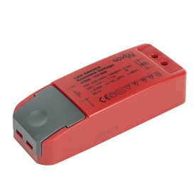 LED driver constant voltage 20W 12V accessory - red pc