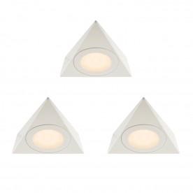 Nyx kit 2.5W warm white cabinet - matt white