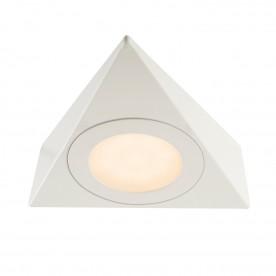 Nyx 2.5W warm white cabinet - matt white
