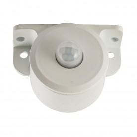 Control pIR switch accessory - white abs plastic