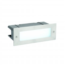 Seina RGB IP44 4.5W SW rgb recessed - marine grade brushed stainless steel