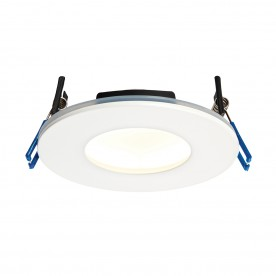 OrbitalPLUS IP65 9W warm white recessed - matt white