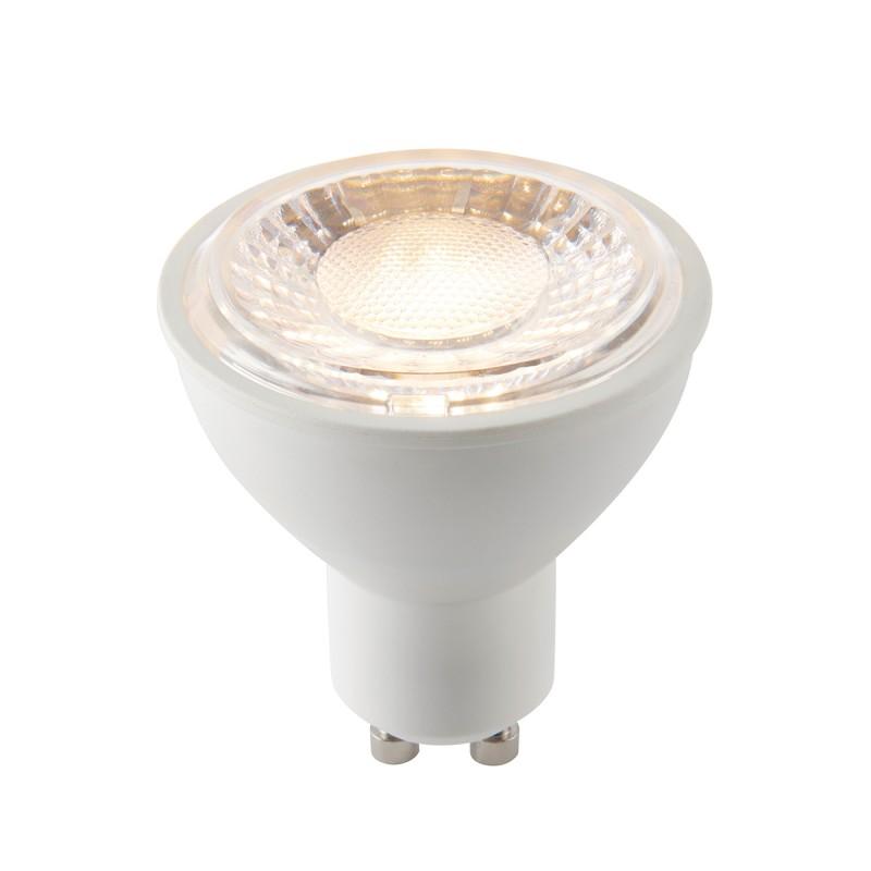 GU10 LED SMD 60 degrees 7W warm white