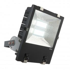 Stark IP65 150W daylight white wall - matt black