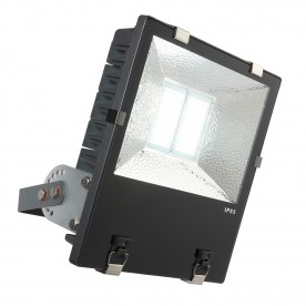 Stark IP65 200W daylight white wall - matt black