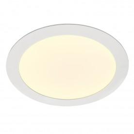 Helana 18W warm white recessed - matt white