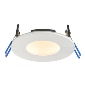 OrbitalPRO colour Changing Technology IP65 9W cct recessed - matt white
