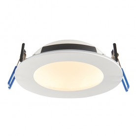 OrbitalPRO colour Changing Technology IP65 12W cct recessed - matt white