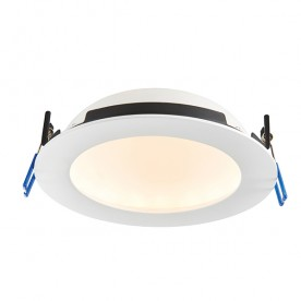 OrbitalPRO colour Changing Technology IP65 15W cct recessed - matt white