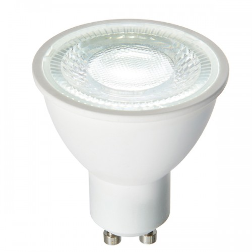GU10 LED SMD dimmable 6W daylight white