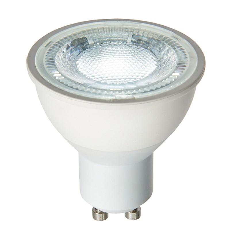 GU10 LED SMD 60 degrees 7W daylight white