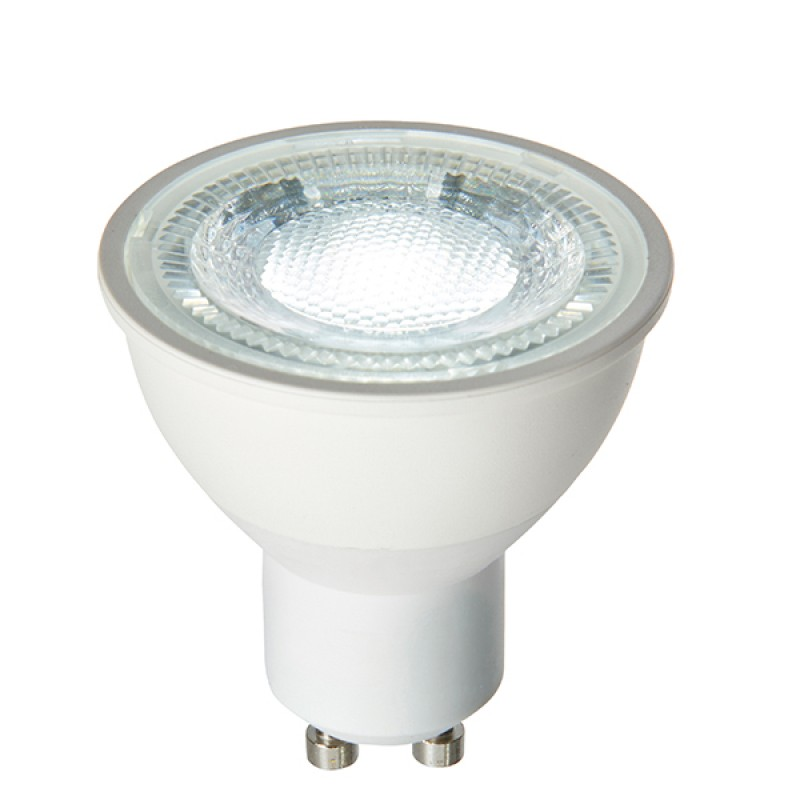 GU10 LED SMD dimmable 60 degrees 7W daylight white