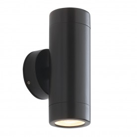MODERNA 2lt wall IP65 7W - satin black