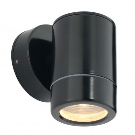 MODERNA 1lt wall IP65 7W - satin black