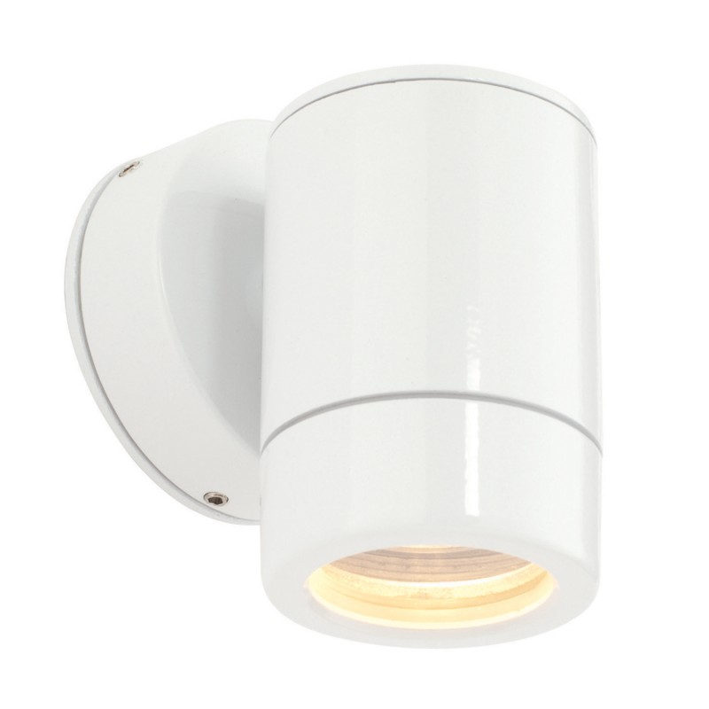 Odyssey 1lt wall IP65 7W - gloss white