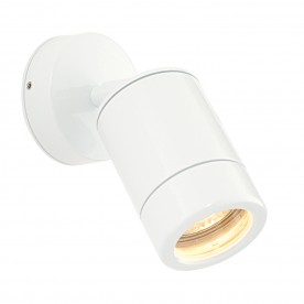 MODERNA spot wall IP65 7W - gloss white