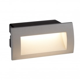 ANKLE LED INDOOR/OUTDOOR RECESSED RECTANGLE GREY