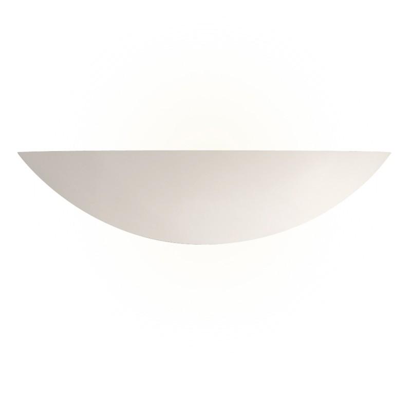 WALL LIGHT  CERAMIC - Dia 40cm UPLIGHTER