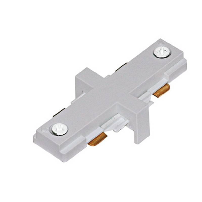 SPOT & TRACK - PAINTED SILVER CONNECTOR FOR TR4801AG