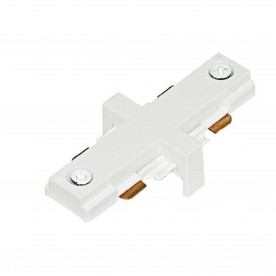 SPOT & TRACK - PAINTED WHITE CONNECTOR FOR TR4801WH