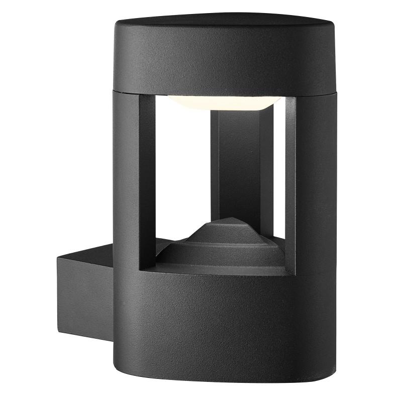 MICHIGAN LED OUTDOOR WALL BRACKET - DARK GREY