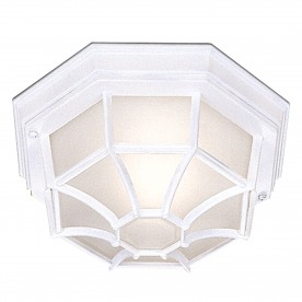 OUTDOOr & PORCH - WHITE FLUSH LIGHT
