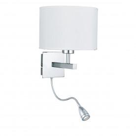 WALL LIGHT - DUAL ARM CC - LED FLEXI ARM