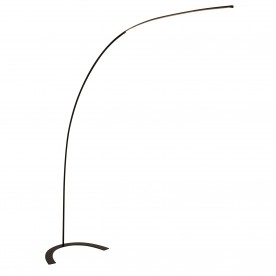 ARCS - LED ARCH FLOOR LAMP BLACK