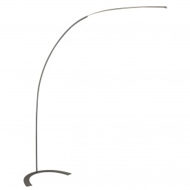ARCS - LED ARCH FLOOR LAMP GREY