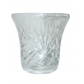 MALAGA - LEAD CRYSTAL GLASS SHADE (1PC)