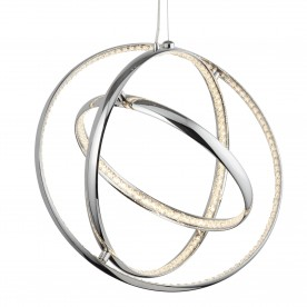 RINGS - 3LT LED GYRO PENDANT