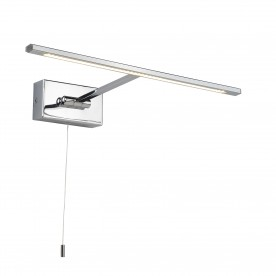 PICTURE/READING WALL LIGHT - CHROME